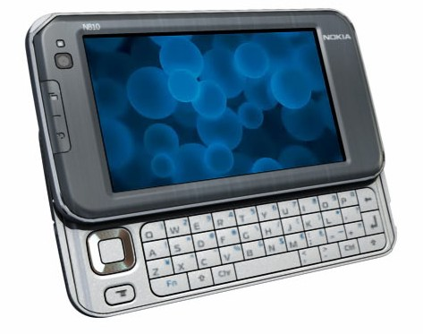 ceptelofonu Nokia N810 Review