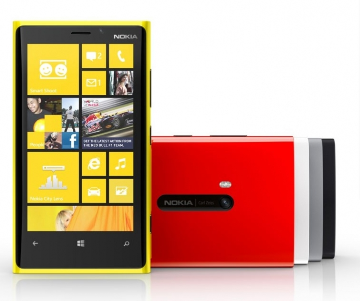 Nokia Lumia 920 officia